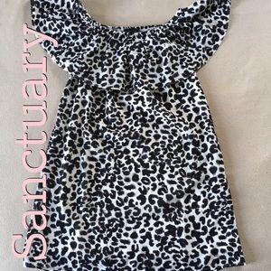 Sanctuary Leopard Dress